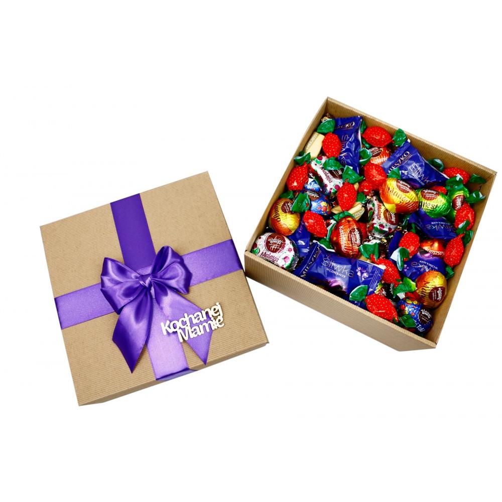 Cukierkowy Box dla Mamy