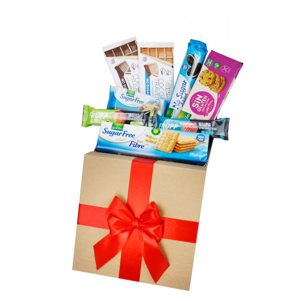 Box bez cukru dla diabetyków