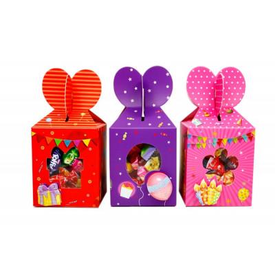 MiniMini Box ze słodyczami dla dzieci