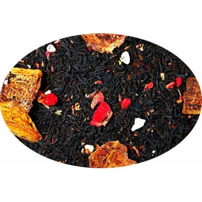 Herbata Ceylon Earl Grey mango