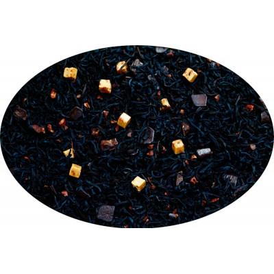Herbata czarna Karmel Czekolada
