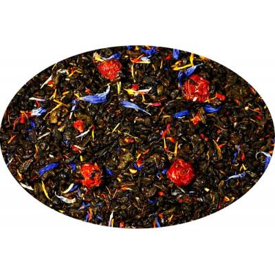 Herbata zielona Gunpowder Berry